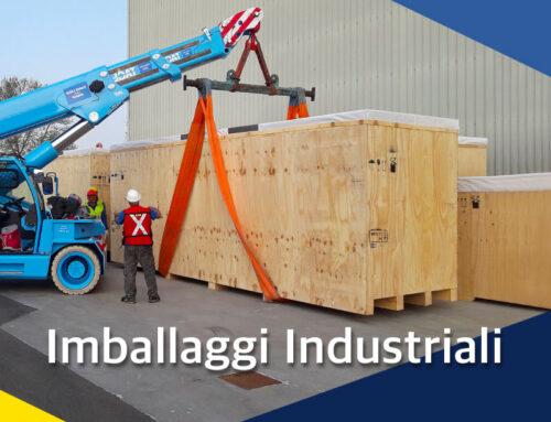 Imballaggi Industriali La nostra esperienza al tuo servizio