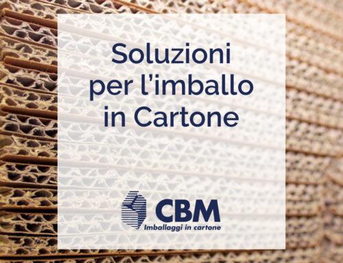 CBM | Soluzioni per l'imballo in cartone